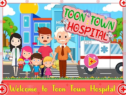 Toon Town: Hospital  For Pc | How To Install On Windows And Mac Os 1