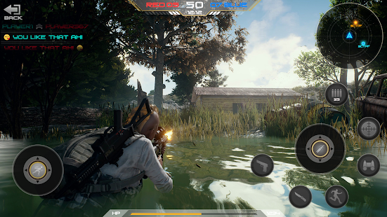 Call of Battle:Target Shooting FPS Game Screenshot