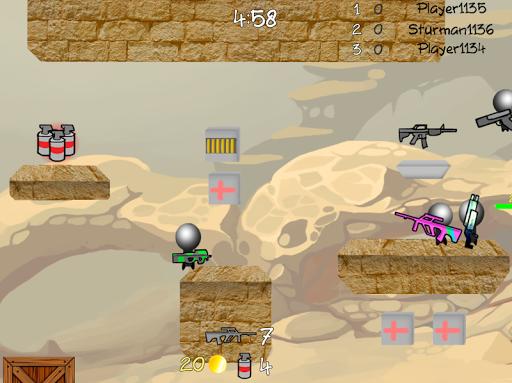 Stickman Multiplayer Shooter 1.092 screenshots 6