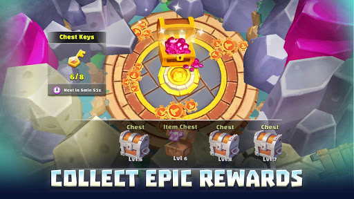 Summon Revolt: Magic Battle 0.20.1 screenshots 3