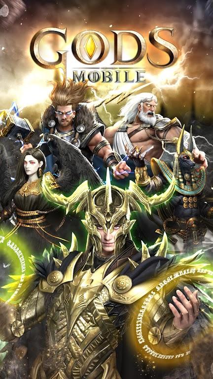 Gods Mobile  poster 0