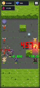 Dunidle: Pixel RPG Idle 8 Bit 2D AFK Dungeon Games Mod Apk 6.2 (A Large Number of Currencies) 8