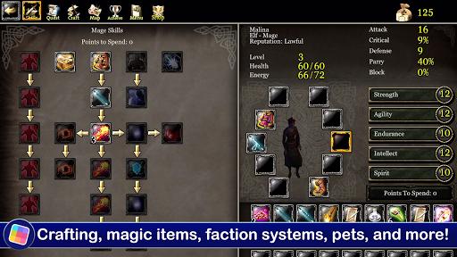 aralon: sword & shadow - open world 3d rpg screenshot 2
