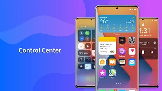 Launcher iPhone MOD APK (Premium Unlocked) 3