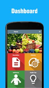 Vitamins - Sources, Deficiency & Health Tips 0.0.2 Screenshots 1