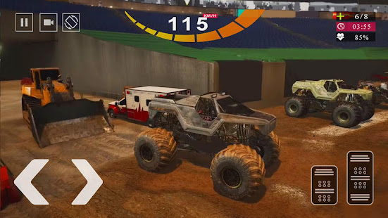 Monster Truck 2020 Steel Titans Driving Simulator 1.3 Screenshots 9