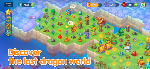 Dragon Magic - Merge Everything in Magical Games screenshots 4