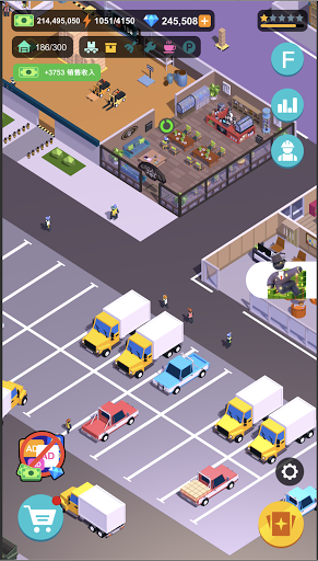 Idle Food Factory 1.2.1 screenshots 8