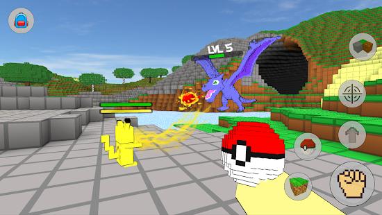 Pixelmon Trainer Craft: New Game 2020 Catch Pou0441ket 5.0 Screenshots 11