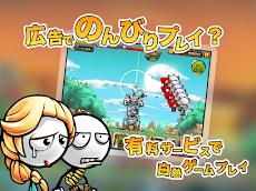カートゥーン 大戦争 タワーディフェンス&戦略ゲームのおすすめ画像3