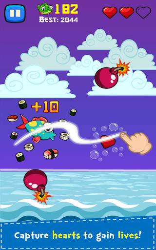 Sushi Ninja apkmr screenshots 13