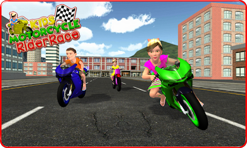 Kids MotorBike Rider Race For Pc | How To Install (Windows 7, 8, 10 And Mac) 2