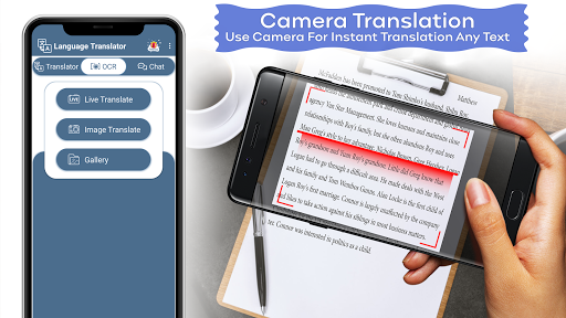 All Languages Translator - Free Voice Translation 1.3.0 screenshots 1