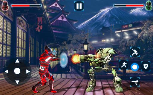 Robot Game 3D Fight: Transformers Games 2021  screenshots 5