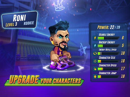 Basketball Arena apktram screenshots 8