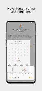 Memorigi MOD APK: To-Do List, Tasks, Calendar (PREMIUM) Download 4