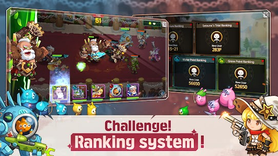 IDLE LUCA Mod Apk (ONE HIT to Kill) Download 6