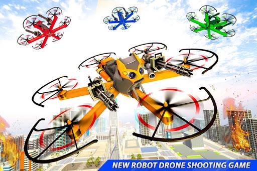 Drone Robot Car Transforming Gameu2013 Car Robot Games 1.1 Screenshots 16