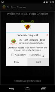 SU Root Checker Apk Download NEW 2021 2