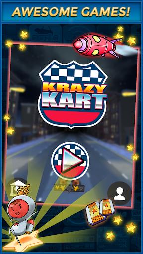 Krazy Kart - Make Money Free 1.2.1 Screenshots 6