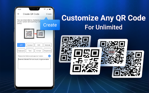 QR Code Scan & Barcode Scanner  screenshots 17