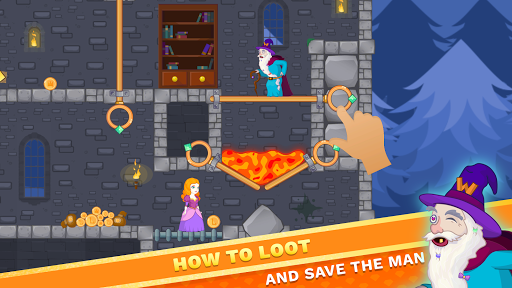 How To Loot: Pull Pin & Logic Puzzles  screenshots 6