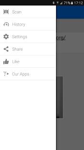 QR & Barcode Scanner 2.2.12 Screenshots 7