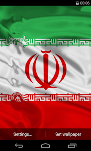 How to Run Flag of Iran Live for PC (Windows 7,8, 10 and Mac) 1
