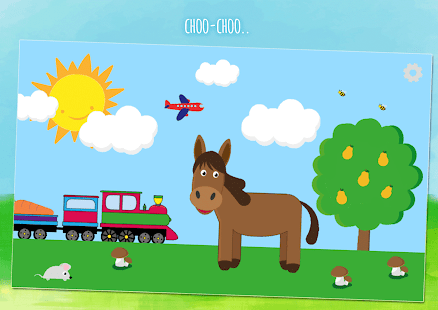 Moo & animals - kids game for toddlers from 1 year 1.9.4 Screenshots 17