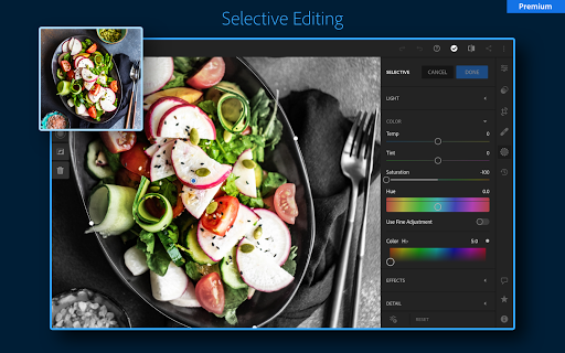 Adobe Lightroom for Android