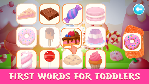 Toddler learning games for 2uff0d4  screenshots 6