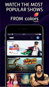 Voot Mod Apk 4.1.9 Premium Unlocked Free Download Latest Version for Android 2
