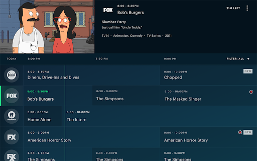 Hulu: Stream all your favorite TV shows and movies 4.18.0.409610 screenshots 12