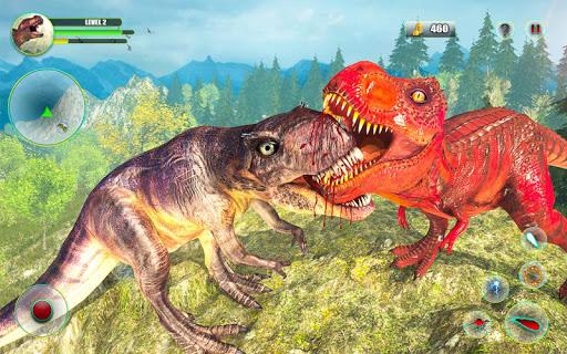 Dinosaur Games Simulator Dino Attack 3D  screenshots 4