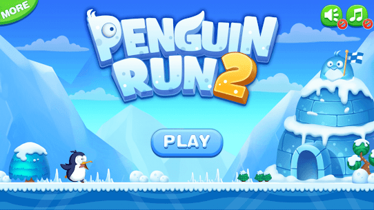 Penguin Run 2  For Pc – Free Download In Windows 7/8/10 & Mac 1