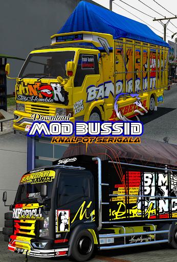 Download Mod Bussid Knalpot Serigala 1.0 Screenshots 1