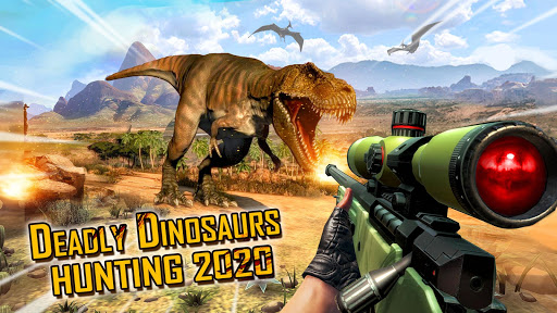 Wild Animal Sniper Deer Hunting Games 2020 1.29 screenshots 3