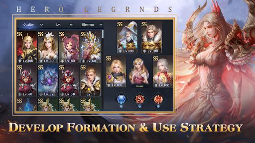 Hero Legends: Summoners Glory  screenshots 2