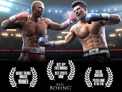Real Boxing Mod APK – Fighting Game (Unlimited Coins) 2