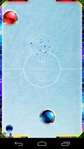 air hockey pro sci-fi screenshot 2