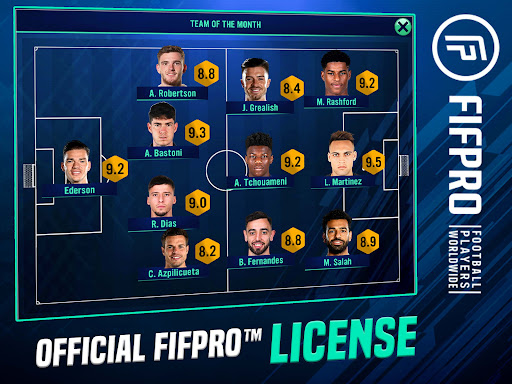 Soccer Manager 2022- FIFPRO Licensed Football Game screenshots 8