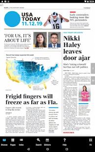 USA TODAY eNewspaper