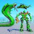 US Police Snake Robot Transform Shooting Game