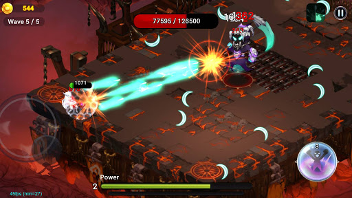 Angel Saga: Hero Action Shooter RPG 1.10 screenshots 5