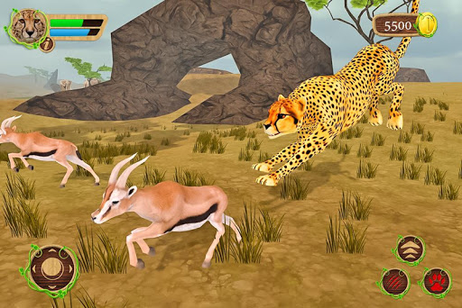 Savanna Simulator: Wild Animal Games  screenshots 8