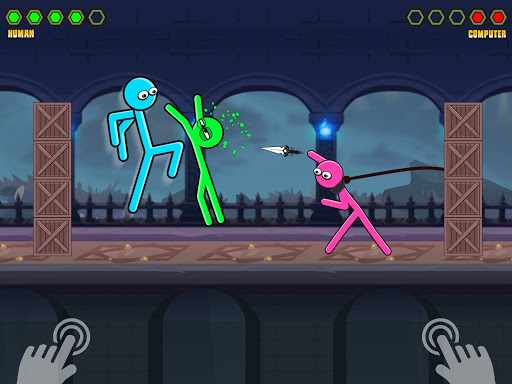 Stickman Boxing Duelist Fight: Death Punch  screenshots 12