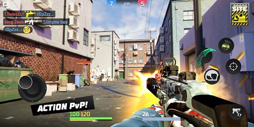 Action Strike: Online PvP FPS  screenshots 1