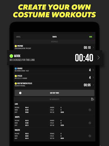 Timer Plus - Workouts Timer 1.0.3 Screenshots 8