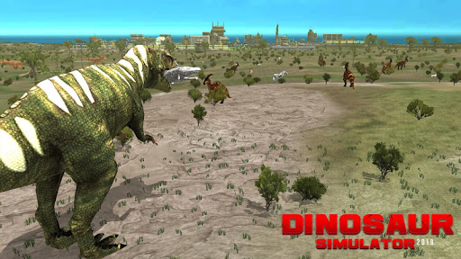 Code Triche Dino World: Wild Attack apk mod screenshots 3