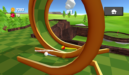 Mini Golf Challenge 2.0.4 screenshots 3
